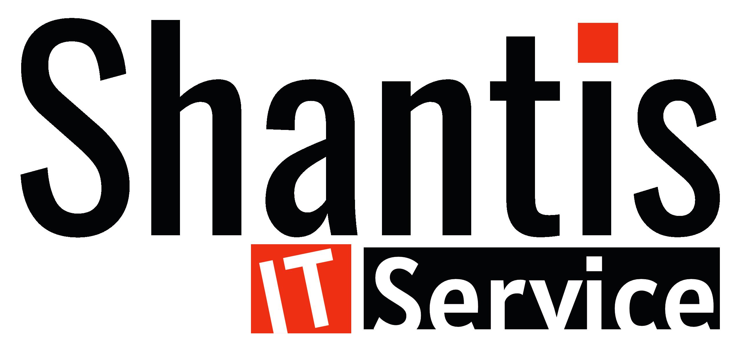 Shantis IT Service Logo